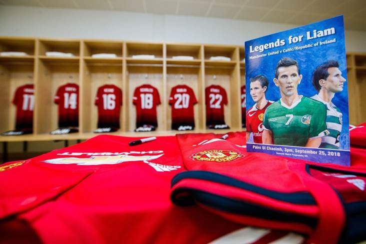 1a2491ecba In pictures: Pairc Ui Chaoimh hosts the Liam Miller Tribute Match ...