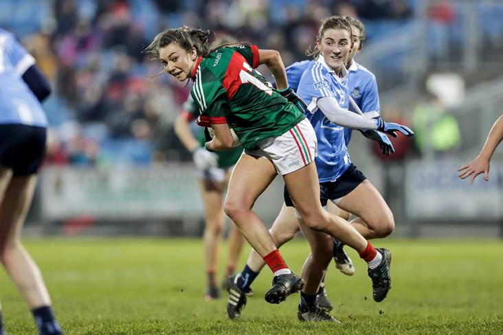 43fb8613a79f Ladies previews: Three double-headers in the Lidl National Football League  this weekend