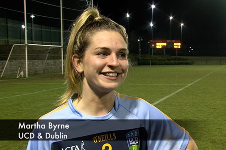 Video Ucd Cruise To Semi Final Date With Dcu Hoganstand